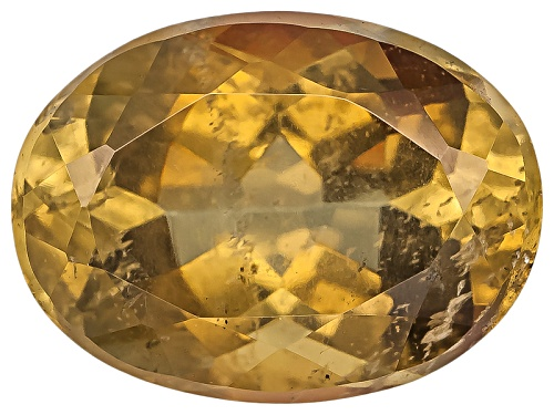 Brazilian Andalusite Avg .80ct 7x5mm Oval