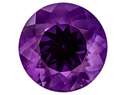 Photo of Uruguay Amethyst min 10.50ct 15mm round