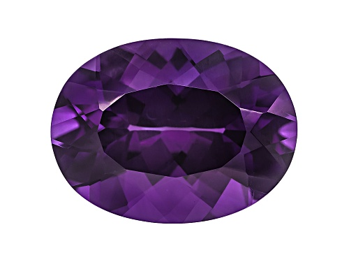 Photo of Uruguay Amethyst min 8.00ct 16x12mm oval