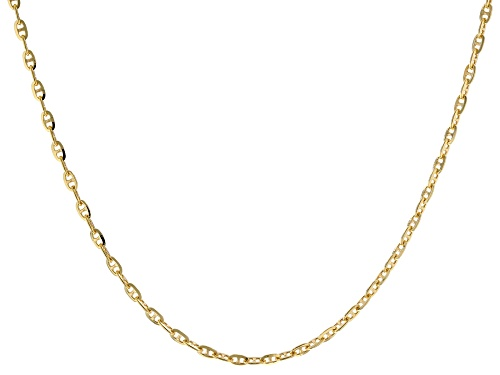 Photo of 10KT Yellow Gold Portofino Marina Necklace - Size 18