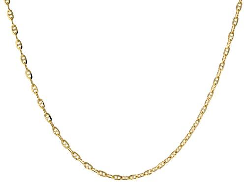 Photo of 10KT Yellow Gold Portofino Marina Necklace - Size 20