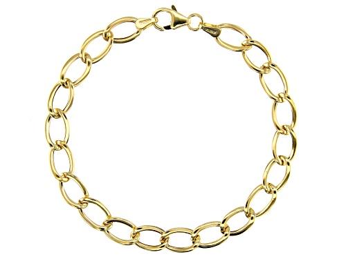 Photo of 10KT Yellow Gold Golden Breeze Bracelet - Size 7.25