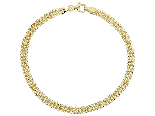 Photo of 10k Yellow Gold Phoenix Bracelet - Size 7.25