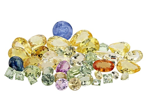 Photo of Sapphire Loose Gemstone Parcel 10.00ctw Minimum