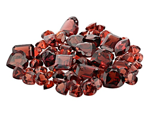 Photo of Garnet Loose Gemstone Parcel 50.00ctw Minimum