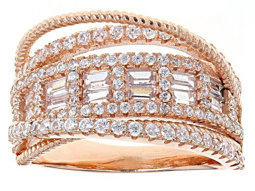 Photo of Bella Luce ® 2.47ctw Eterno ™ Rose Ring (1.48ctw Dew) - Size 6