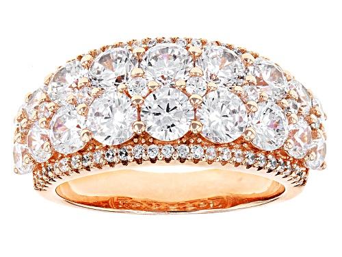 Photo of Bella Luce ® 6.09ctw Eterno ™ Rose Ring (3.70ctw Dew) - Size 7