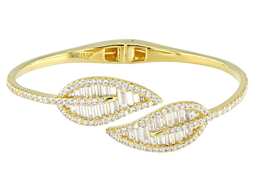 Bella Luce ® 6.57CTW White Diamond Simulant Eterno ™ Yellow Bracelet (3.97CTW DEW) - Size 7