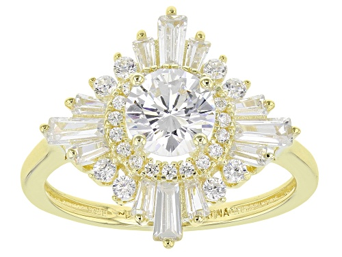 Photo of Bella Luce ® 2.58ctw Eterno™ Yellow Ring (1.73ctw DEW) - Size 8