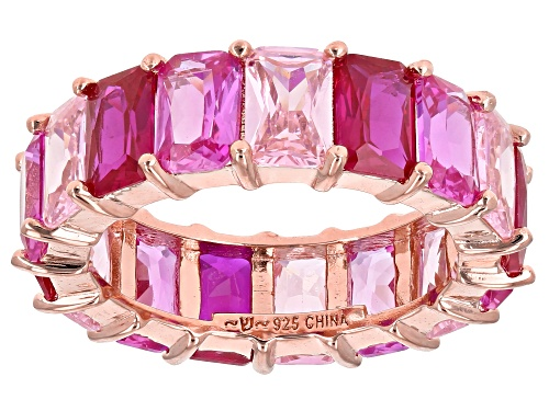 Photo of Bella Luce ® 11.26ctw Multi Gem Simulants Eterno™ Rose Ring - Size 8