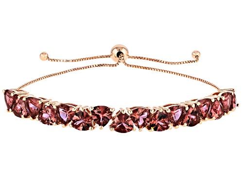 Photo of Bella Luce ® Esotica ™ 15.75ctw Blush Zircon Simulant Eterno ™ Rose Adjustable Bracelet
