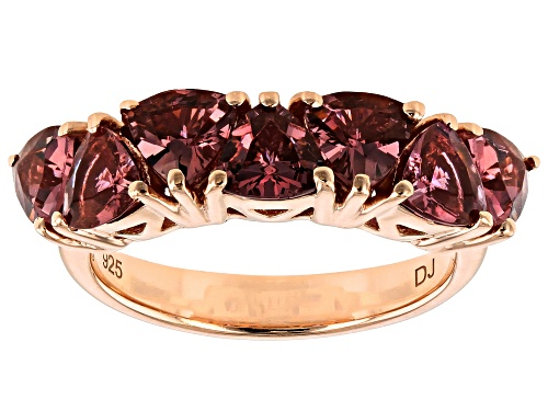 Photo of Bella Luce ® 3.57ctw Blush Zircon Simulant Eterno™ Rose Ring - Size 6