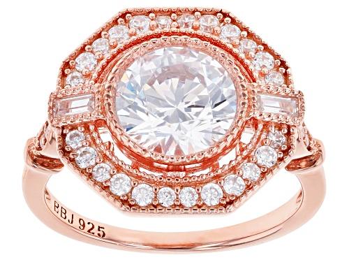 Photo of Bella Luce ® 4.10ctw Eterno ™ Rose Ring (2.50ctw DEW) - Size 7