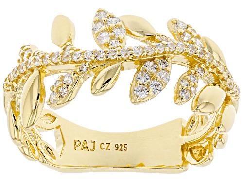 Photo of Bella Luce ® 0.63ctw White Diamond Simulant Eterno ™ Yellow Ring (0.36ctw DEW) - Size 7