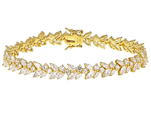 Photo of Bella Luce ® 20.75ctw Eterno™ Yellow Tennis Bracelet (13.59ctw DEW) - Size 8