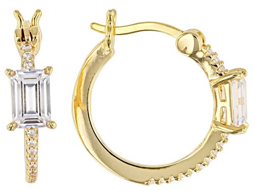 Photo of Bella Luce ® 2.17ctw Eterno™ Yellow Earrings (1.45ctw DEW)