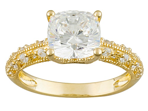 Photo of Bella Luce ® 4.08ctw Eterno ™ Yellow Ring (2.24ctw Dew) - Size 8