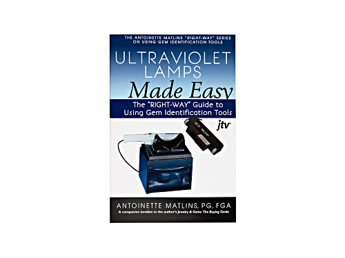 Photo of Ultraviolet Lamps Made Easy Pamphlet By Antoinette Matlins
