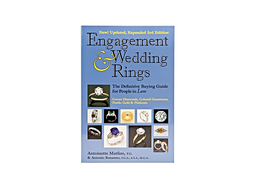 Photo of Engagement & Wedding Rings 3rd Edition Paperback Edition