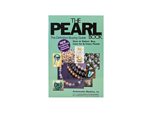 Photo of The Pearl Book: The Definitive Buying Guide 4th Edition By Antoinette Matlins Paperback