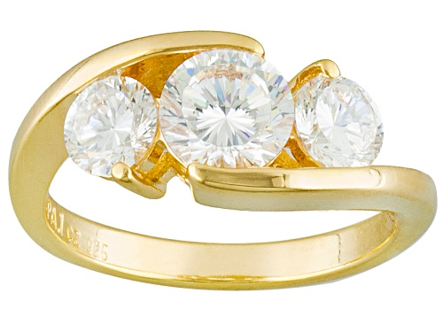 Photo of Bella Luce ® Dillenium Cut 3.11ctw Eterno ™ Yellow Ring (1.95ctw Dew) - Size 5