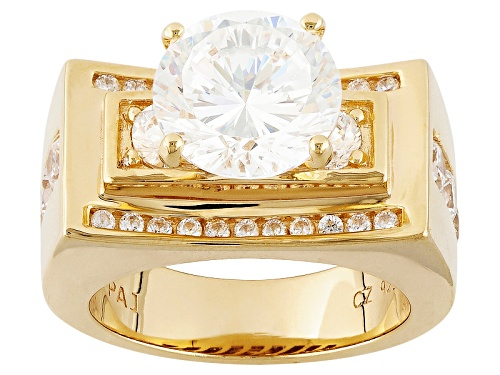 Photo of Bella Luce ® Dillenium Cut 6.70ctw Eterno ™ Yellow Ring (3.97ctw Dew) - Size 10