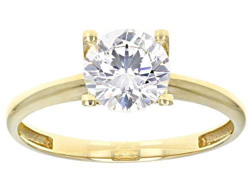 Photo of Bella Luce® 1.75ctw 10k Yellow Gold Ring (1.03ctw DEW) - Size 10