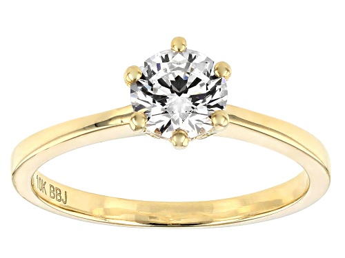 Photo of Bella Luce ® 0.90ctw 10k Yellow Gold Ring - Size 10