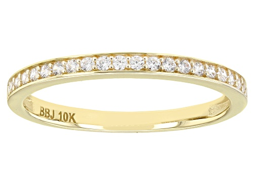 Photo of Bella Luce ® 0.23ctw 10k Yellow Gold Ring - Size 8
