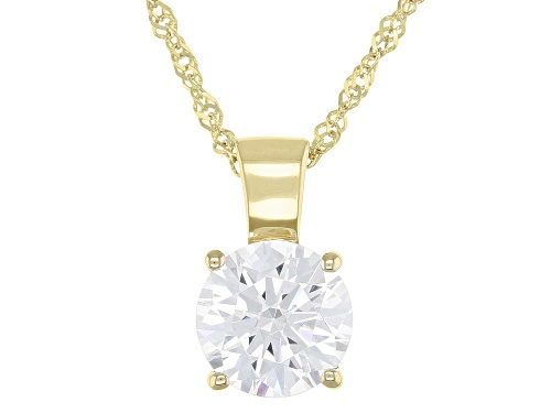 Photo of Bella Luce ® 1.00ctw 10k Yellow Gold Pendant With Chain