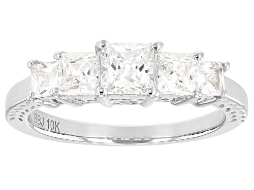 Photo of Bella Luce ® 2.35ctw 10k White Gold Ring (1.85ctw DEW) - Size 10