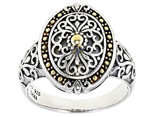 Photo of Bella Luce  Rhodium Over Sterling Silver Ring - Size 7