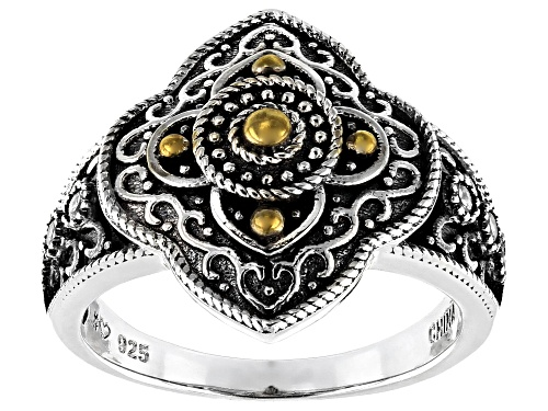 Photo of Bella Luce ® White Diamond Simulant Rhodium Over Sterling Silver Ring - Size 7