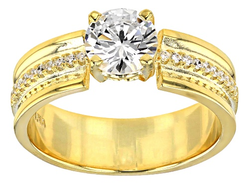 Photo of Bella Luce® 2.85ctw Eterno™ Yellow Ring (1.77ctw DEW) - Size 11