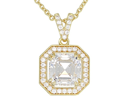 Photo of Bella Luce (R) 5.18ctw Eterno (TM) Yellow Pendant With Chain (3.45ctw DEW)