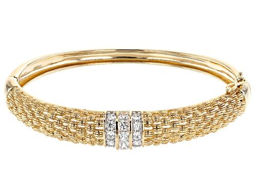 Photo of Bella Luce ® 3.20ctw White Diamond Simulant Eterno™ Yellow Bracelet (1.9ctw DEW) - Size 7.5