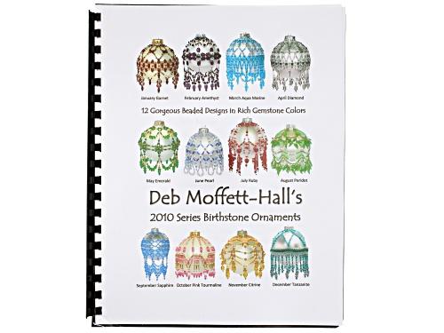 Photo of Deb Moffett-Hall's 2010 Ornament book