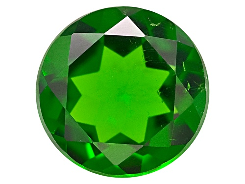 Photo of Russian chrome diopside min 1.00ct 7mm round