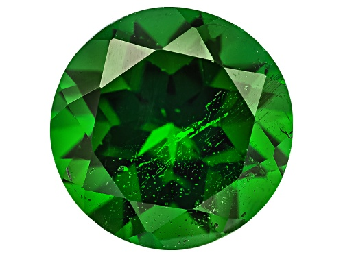 Photo of Russian Chrome Diopside Min 2.25ct 8mm Round
