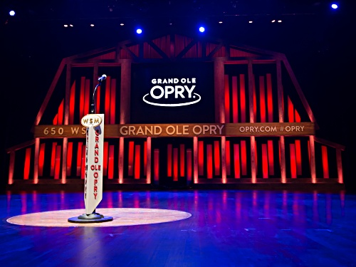 Photo of Back The Beat: Grand Ole Opry Ticket Package