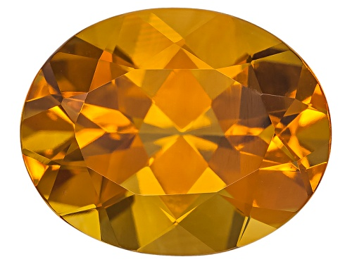 Photo of Madeira Citrine Avg 2.00ct 10x8mm Oval