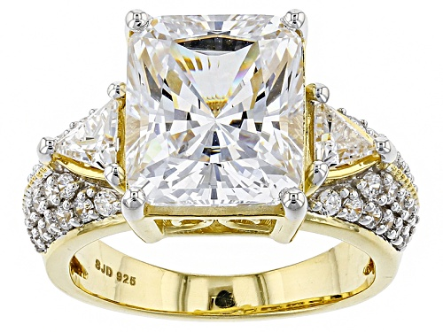 Photo of Charles Wintson For Bella Luce ® 12.25ctw Eterno ™ Yellow Ring (6.92ctw Dew) - Size 12