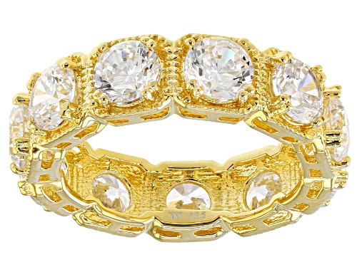 Photo of Charles Winston for Bella Luce ® 8.69CTW White Diamond Simulant Eterno ™ Yellow Ring - Size 8