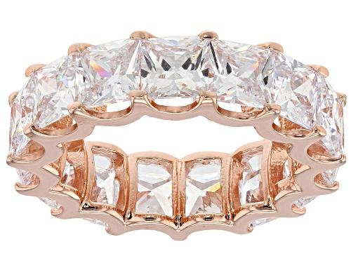 Photo of Charles Winston For Bella Luce®15.26CTW White Diamond Simulant Eterno ™ Rose Ring - Size 12