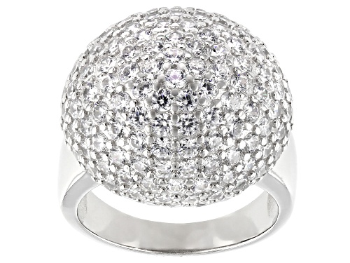 Photo of Bella Luce ® 2.96ctw Rhodium Over Sterling Silver Ring - Size 7
