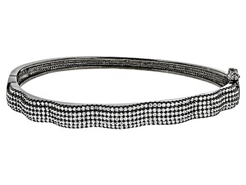 Photo of Bella Luce ® 2.80ctw Black Rhodium Over Sterling Silver Bracelet - Size 7
