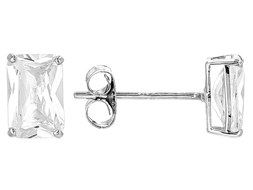 Photo of Bella Luce ® 1.35ctw 14k White Gold Earrings