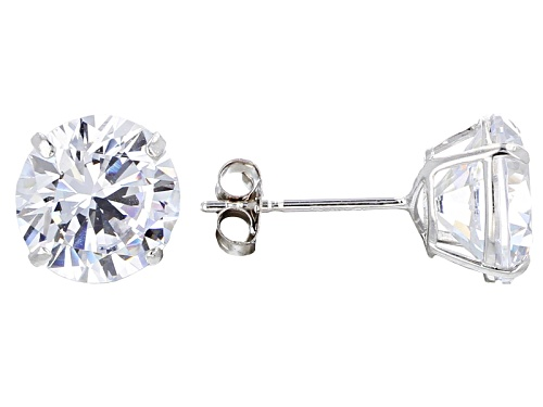 Photo of Bella Luce ® 4.00ctw 14k White Gold Earrings