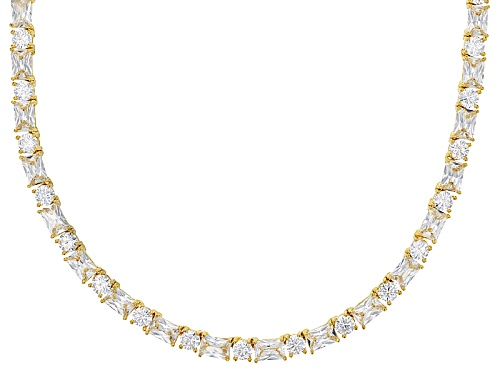 Photo of Bella Luce ® 65.95ctw Eterno ™ Yellow Necklace (37.56ctw Dew) - Size 18