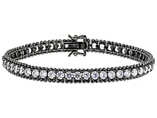 Photo of Bella Luce ® 16.00ctw Black Rhodium Over Sterling Silver Bracelet - Size 8